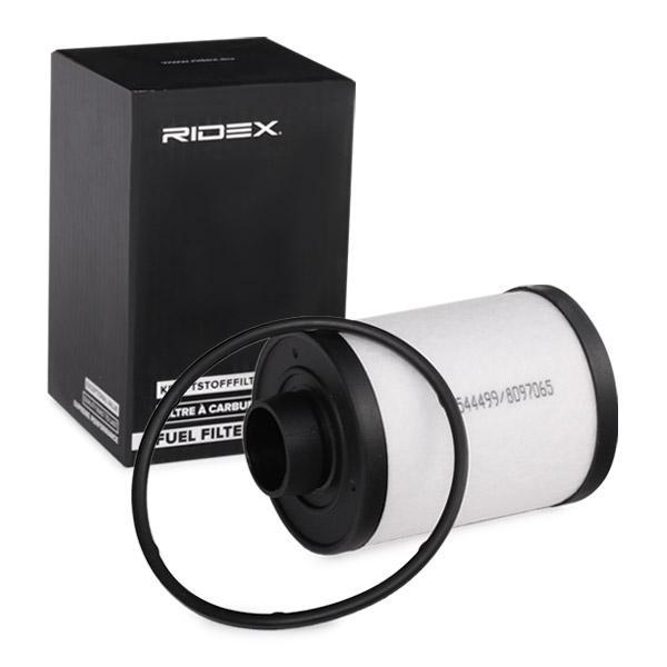 Inline fuel filter RIDEX 9F0006 expert knowledge