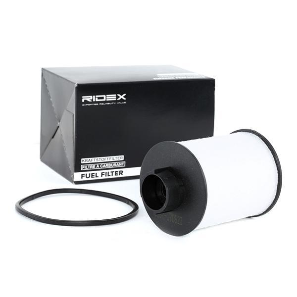 Inline fuel filter RIDEX 9F0006 4059191234127