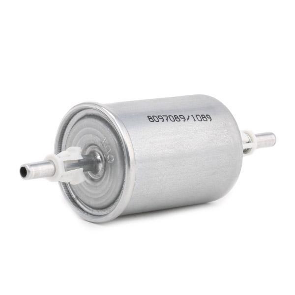 Inline fuel filter RIDEX 9F0003 4059191234264