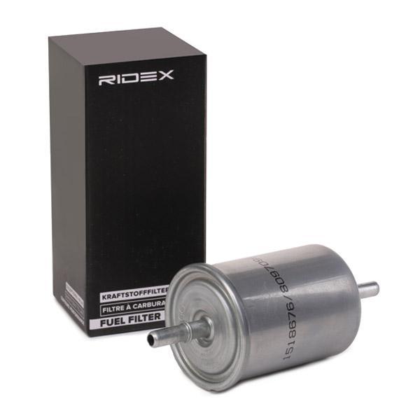 Filtro de Combustible RIDEX 9F0009 4059191234301