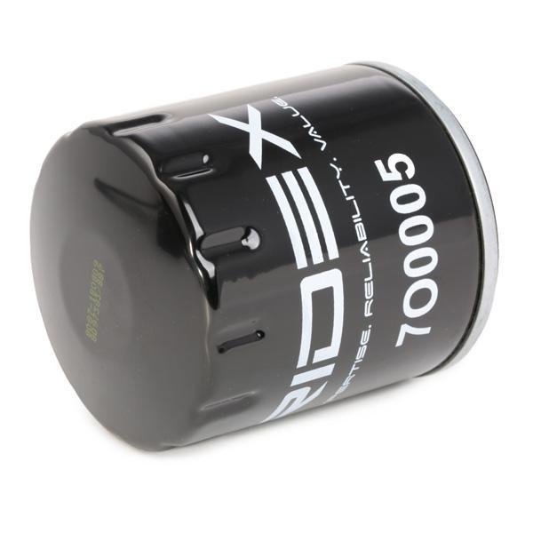 7O0005 RIDEX del fabricante hasta - 31% de descuento!