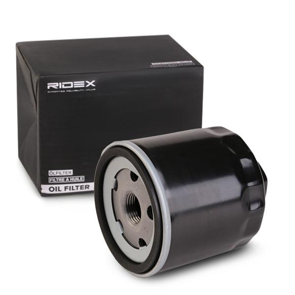 Oil Filter RIDEX 7O0016 expert knowledge