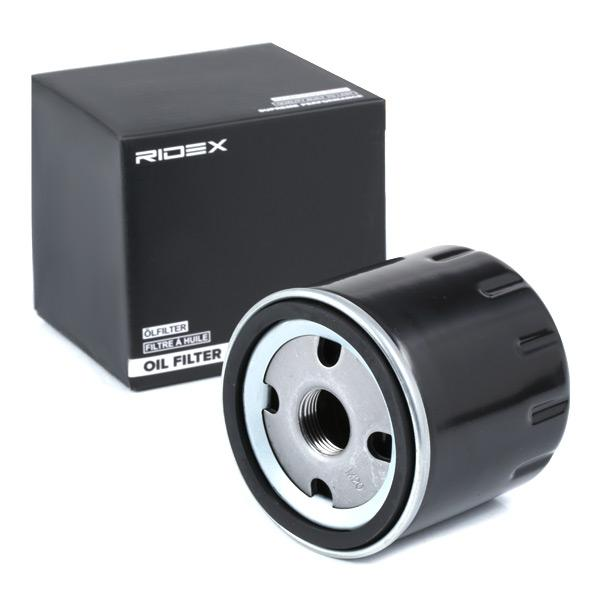 Oil Filter RIDEX 7O0065 expert knowledge