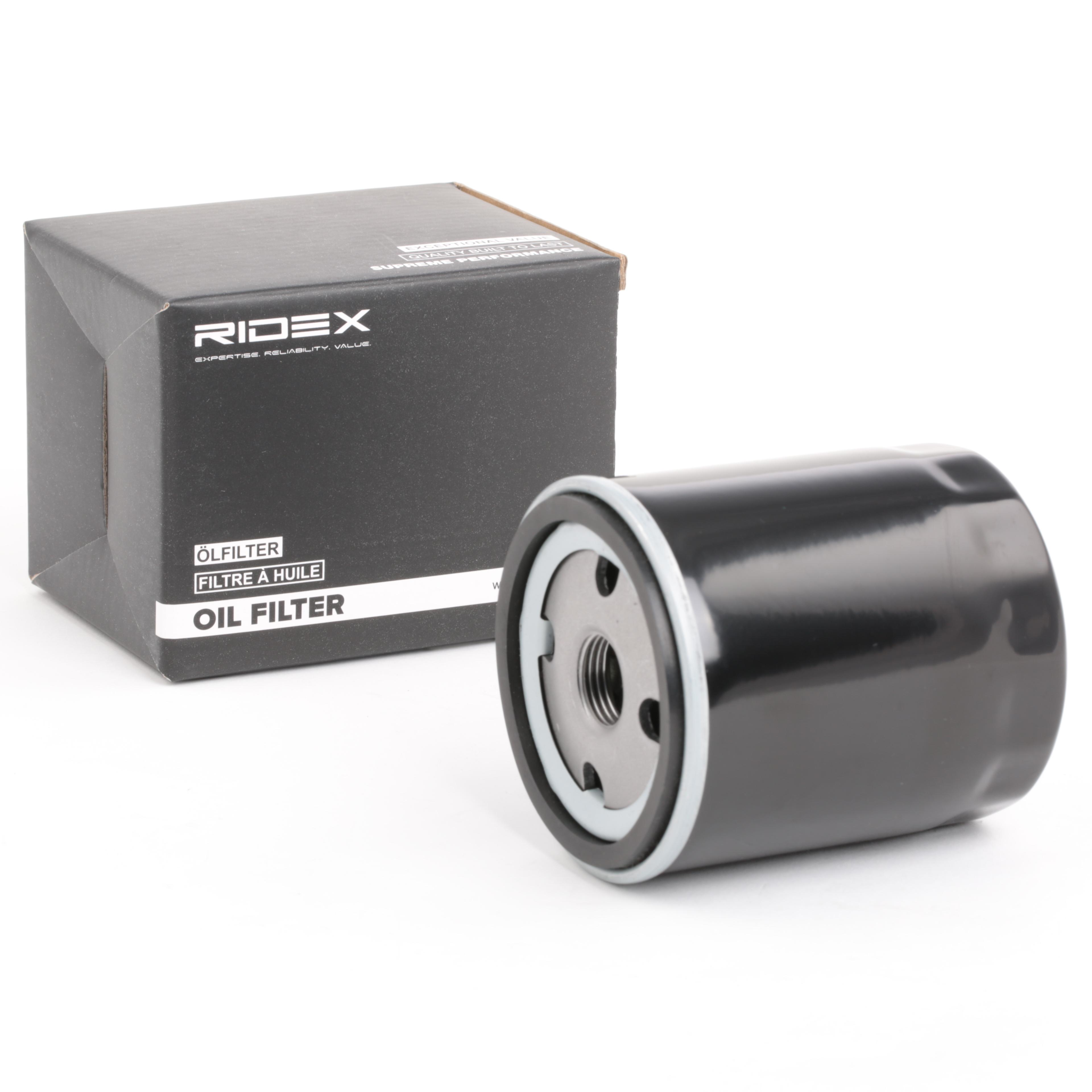 Oil Filter RIDEX 7O0028 expert knowledge