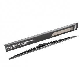 RIDEX Wiper blades Front, 550mm, Bracket wiper blade, Standard