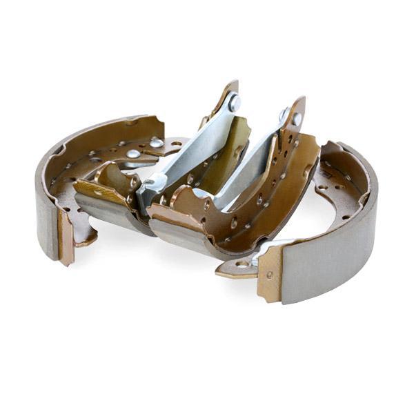 Jogo de maxilas de travão RIDEX 70B0002 4059191241712