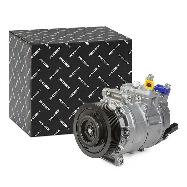 Kältemittelkompressor RIDEX 447K0004 Erfahrung