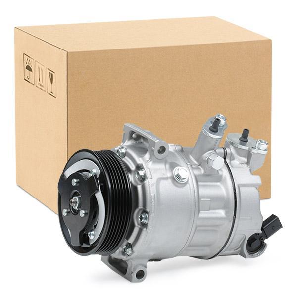 Kältemittelkompressor RIDEX 447K0119 Erfahrung