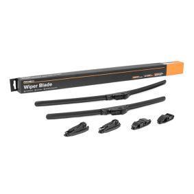 Wischblatt Links-/Rechtslenker: für Linkslenker mit OEM-Nummer 1610672680
