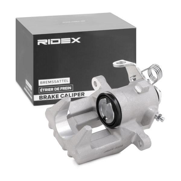 Δαγκάνα φρένων RIDEX 78B0005 ειδική γνώση