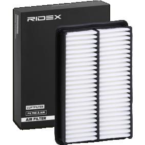 Filtro de aire 8A0522 CX-5 (KF) 2.5 AWD (PY-VPS, PY-Y8, PY-ZA, PYZ8, PYZC) ac 2021