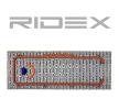 RIDEX Dichtung, Zylinderkopfhaube 321G0136 für AUDI 100 (44, 44Q, C3) 1.8 ab Baujahr 02.1986, 88 PS