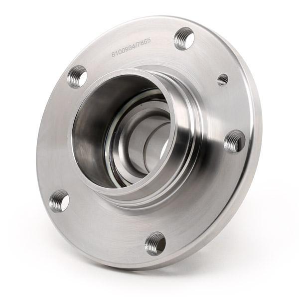 Hub Bearing RIDEX 654W0211 4059191268610