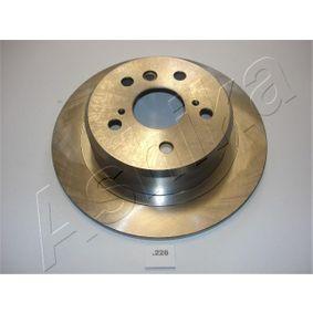 Disque de frein N° de référence 61-02-226 89,00€