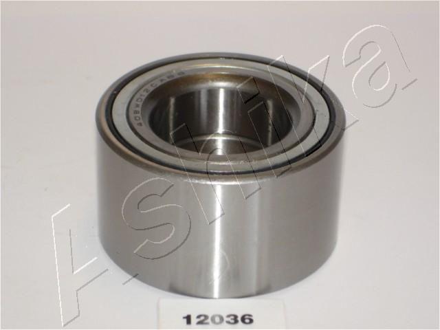 ASHIKA  44-12036 Juego de cojinete de rueda Ø: 74mm, Diám. int.: 40mm