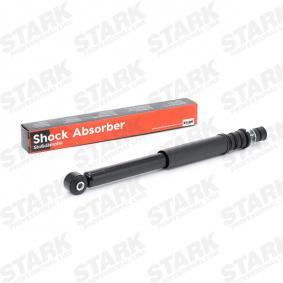 Stoßdämpfer SKSA-0132589 TWINGO 2 (CN0) 1.2 Turbo Bj 2014