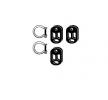 OEM Montagesatz, Schalldämpfer VEGAZ 8102761 für NISSAN