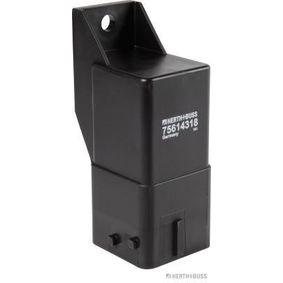 Centralina, Tempo incandescenza (75614318) per per Centralina Elettronica / Relè / Sensori FORD FOCUS C-MAX 2.0 TDCi dal Anno 10.2003 136 CV di HERTH+BUSS ELPARTS