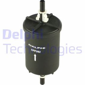 Fuel filter with OEM Number 96335-719