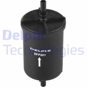 Kraftstofffilter EFP201 Scénic 1 (JA0/1_, FA0_) 1.6 BiFuel (JA04) Bj 1999