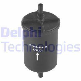 Fuel filter EFP201 Qashqai / Qashqai +2 I (J10, NJ10) 1.5 dCi MY 2011