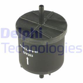 Palivovy filtr EFP203 MONDEO 2 (BFP) 1.8i rok 2000