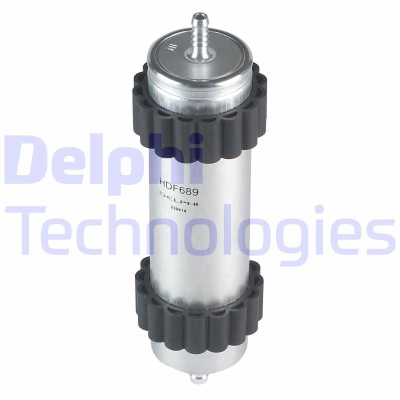 DELPHI  HDF689 Kraftstofffilter