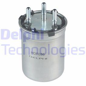 Fuel filter Article № HDF686 £ 140,00