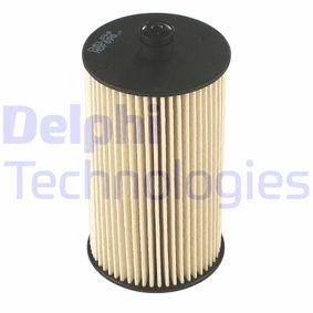 Kraftstofffilter HDF690 CRAFTER 30-50 Kasten (2E_) 2.5 TDI Bj 2009