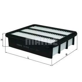 Filtro de aire LX 3539 CX-5 (KF) 2.2 D (SHY6) ac 2019