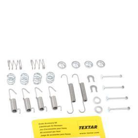 Zubehörsatz, Feststellbremsbacken 97042500 IMPREZA Schrägheck (GR, GH, G3) 2.5 WRX S AWD Bj 2010