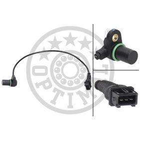 Sensor, posición arbol de levas Número de polos: 3polos, Long. cable: 500mm con OEM número 1438081