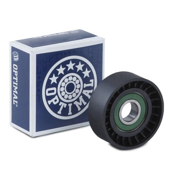 Deflection / Guide Pulley, v-ribbed belt 0-N2288S OPTIMAL 0-N2288S original quality