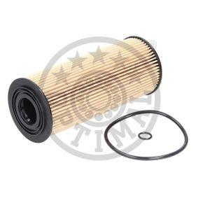 Abgaskrümmer VW PASSAT Variant (3B6) 1.9 TDI 130 PS ab 11.2000 OPTIMAL Ölfilter (FO-00009) für