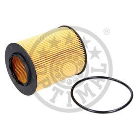 Ölfilter Ø: 83mm, Innendurchmesser 2: 43mm, Höhe: 104mm mit OEM-Nummer 11427512301