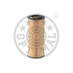 Ölfilter Ø: 65mm, Innendurchmesser 2: 31,5mm, Höhe: 154,5mm mit OEM-Nummer 11427787697