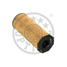 Ölfilter Ø: 76mm, Innendurchmesser: 29mm, Innendurchmesser 2: 29mm, Innendurchmesser 2: 29mm, Höhe: 191,5mm mit OEM-Nummer 057115561 L