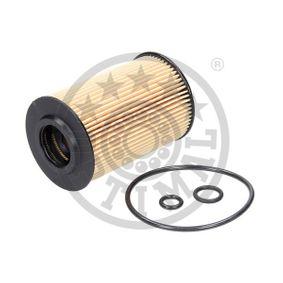 Oil Filter Ø: 64mm, Inner Diameter: 26mm, Inner Diameter 2: 21mm, Height: 101mm with OEM Number 03L115562