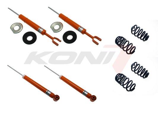 KONI  1120-3691 Stoßdämpfer Komplettsatz mit Federn