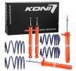 OEM Комплект за ходовата част, пружини / амортисьори 1120-4841 от KONI