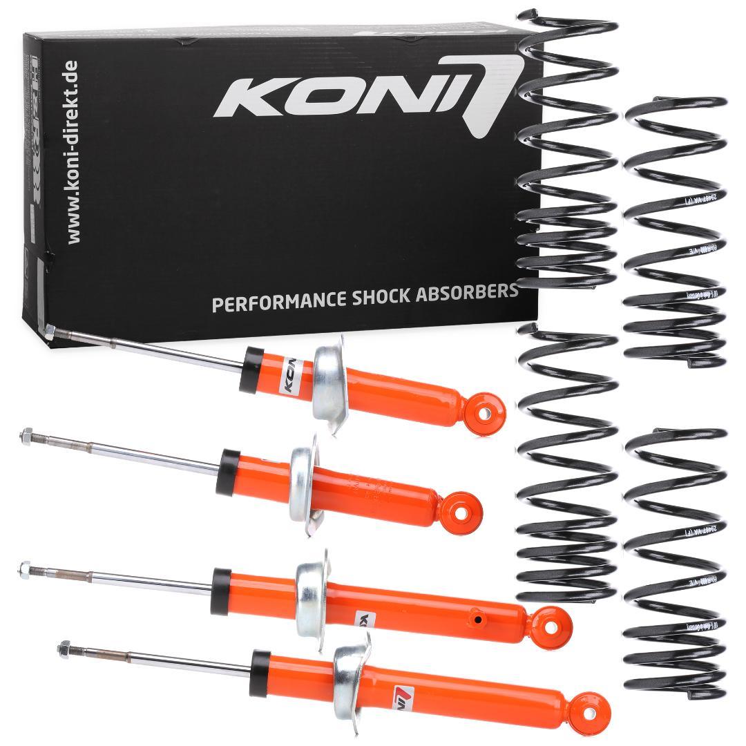 KONI  1120-4871 Stoßdämpfer Komplettsatz mit Federn
