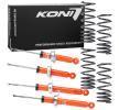 OEM Stoßdämpfer Komplettsatz mit Federn KONI 11204871
