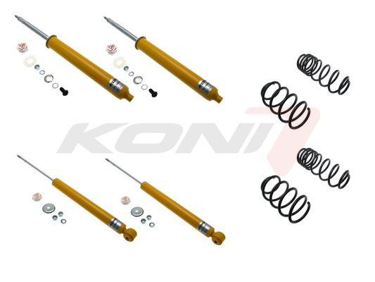 KONI  1140-1302 Suspension Kit, coil springs / shock absorbers