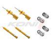 OEM Stoßdämpfer Komplettsatz mit Federn KONI 11404385
