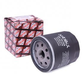 Filtre à huile Ø: 76,5mm avec OEM numéro 4105409AC