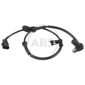 Sensor, Raddrehzahl Länge: 770mm mit OEM-Nummer 95671-1C000