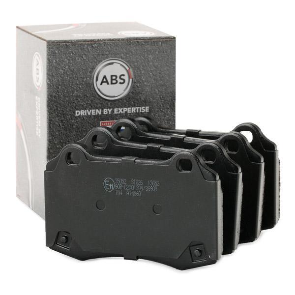 Bremsklötze A.B.S. 35052 Erfahrung