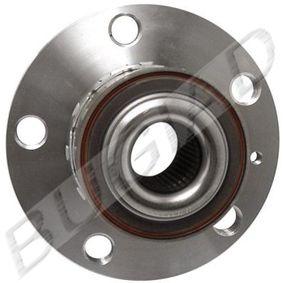 Radlagersatz Ø: 72mm mit OEM-Nummer 6Q0407621AD
