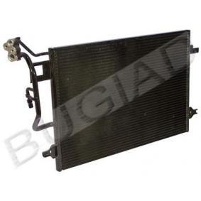 Kondensator, Klimaanlage Netzmaße: 535x390x16 mit OEM-Nummer 1K0.820.411 Q