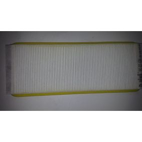 BUGIAD Filter, Innenraumluft BSP20650 für AUDI 80 Avant (8C, B4) 2.0 E 16V ab Baujahr 02.1993, 140 PS